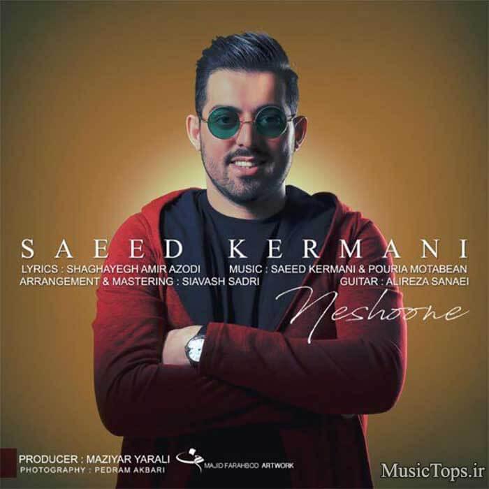 دانلود آهنگ جدید سعید کرمانی نشونه