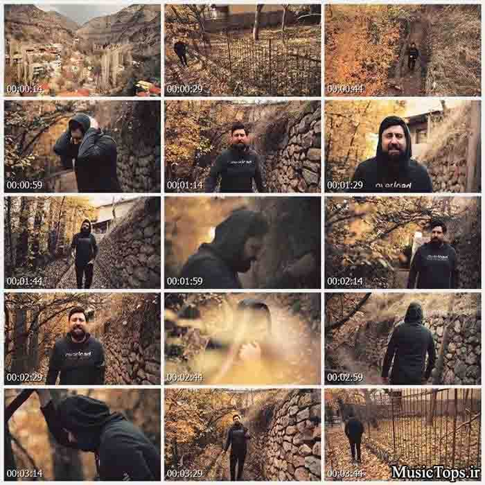 دانلود موزیک ویدیو جدید محمد علیزاده خاطرت تخت